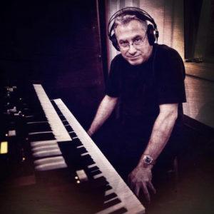 The Band of Virgos - Bob Taylor, keyboards