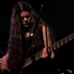 The Band of Virgos - Debbie Duke, bass