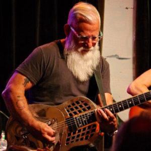 Band of Virgos - Jack Shawde on guitars