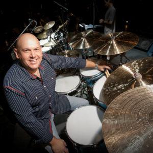 Band of Virgos - John Yarling, Drums
